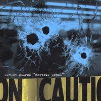 """Image of Murder Weapon """"Nervous Wreck"""" CD [EP] or 7"""""""