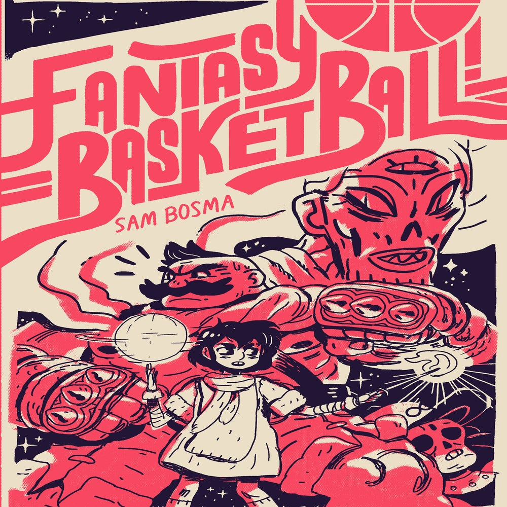 Image of FANTASY BASKETBALL!