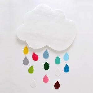 Image of Cloudy Felt / Nube de fieltro (IVA incluido)