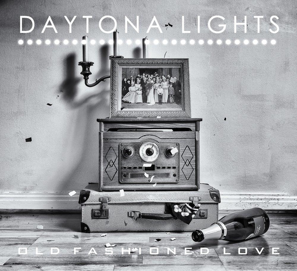 Image of Daytona Lights - Old Fashioned Love EP . CD VERSION [SOM001]