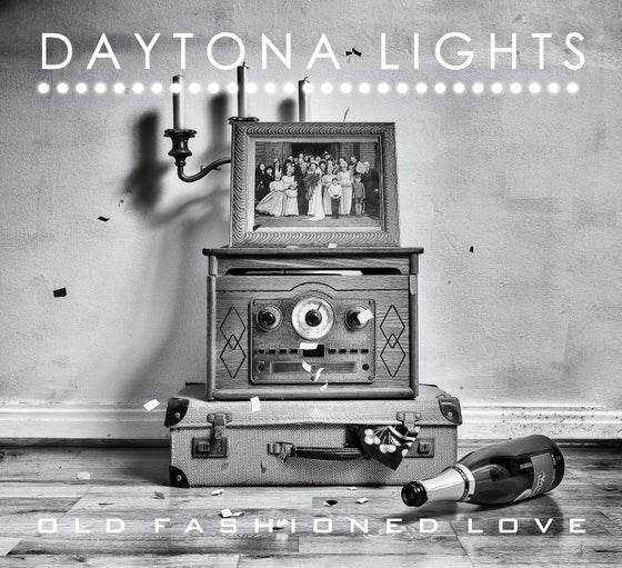 Image of Daytona Lights - Old Fashioned Love EP . CD VERSION [SOM001]