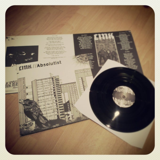 Image of  Link / Absolutist split 12""