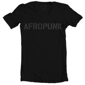 "Image of AFROPUNK - Essential Horizontal - T  ""Black"""