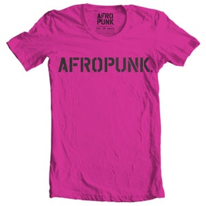 """Image of AFROPUNK - Essential Horizontal - T  """"Berry"""""""