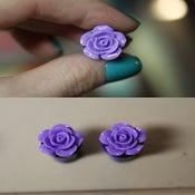 "Rose Plugs (sizes 2g-2"")"