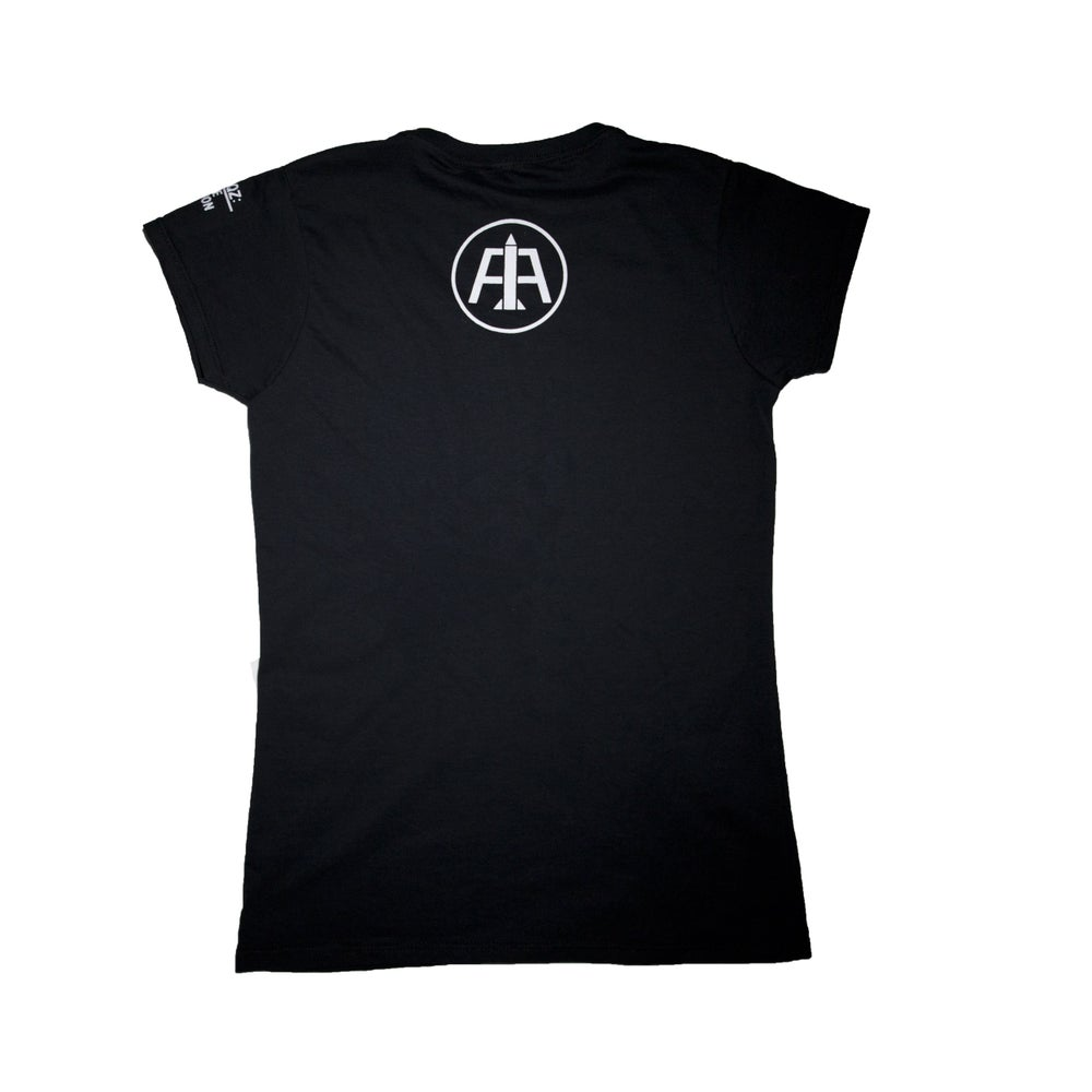 Image of Women's Advanced Logo V-Neck
