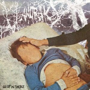 Image of Anorak - Go up in smoke (Pre-order CD version)