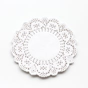 Image of NEW - White Doilies
