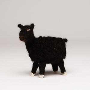 Image of Puppet animal Sheep Black
