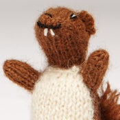 Image of Puppet animal Squirell