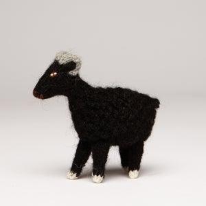 Image of Puppet animal Ram black