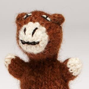Image of Puppet animal Monkey