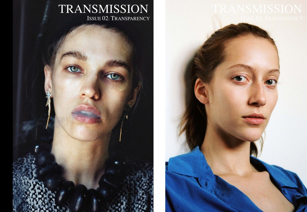 Image of Transmission Issue 02: Transparency