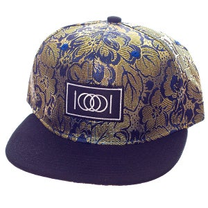 Image of The 24K Snapback - Blue Body