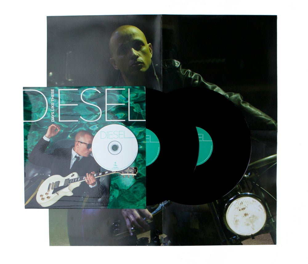 Image of Days Like These - Vinyl