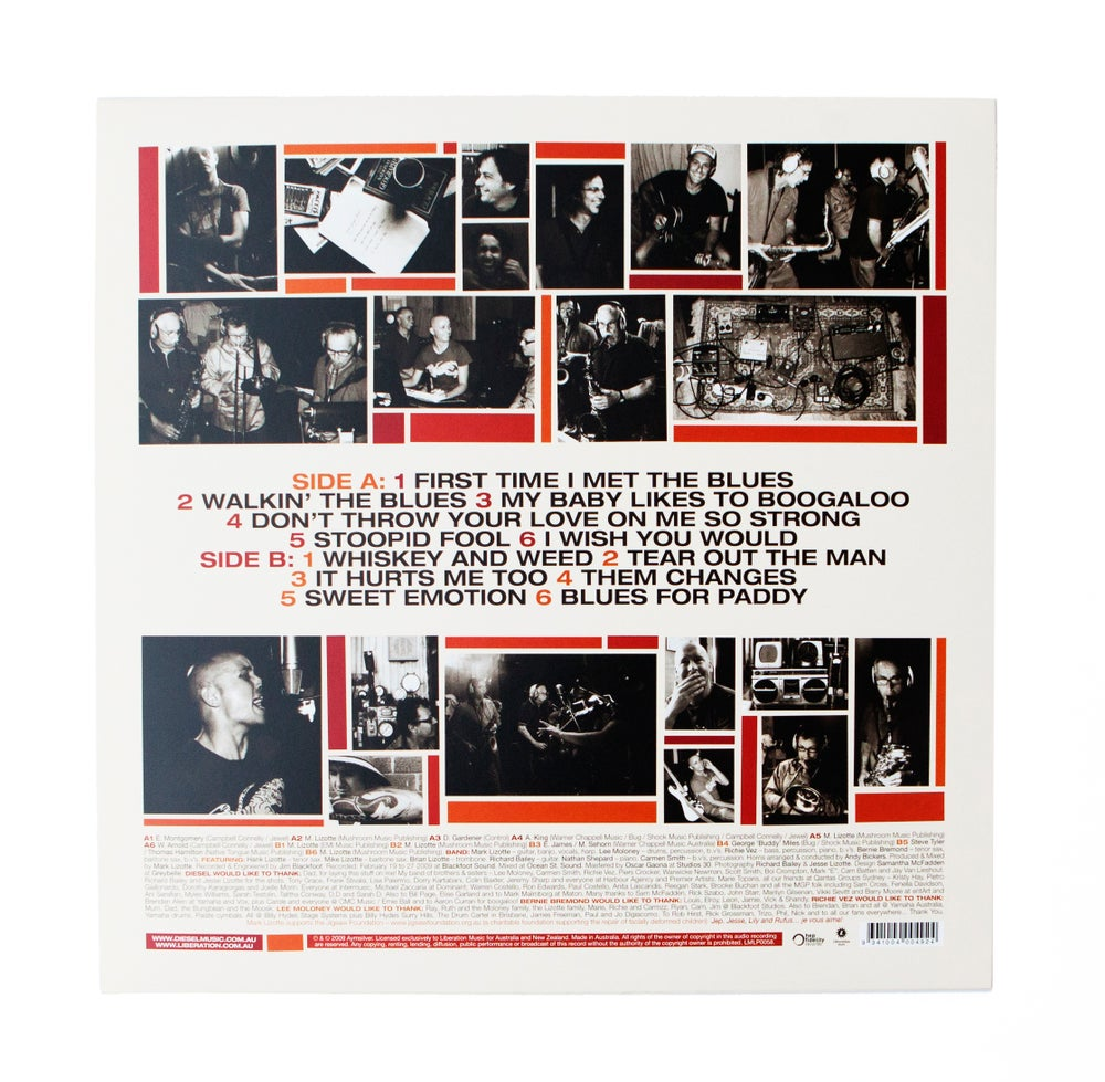 Image of Project Blues Saturday Suffering Fools - Vinyl
