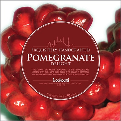 Image of Pomegranate Delight