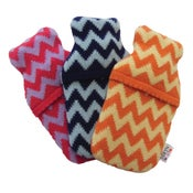 Image of 'Archie' Mini hot water bottle