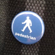 Image of Pedestrian badge