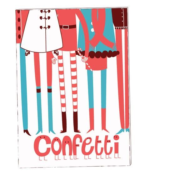 "Image of Confetti#0 ""Christmas"" PDF"