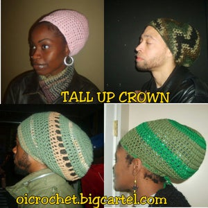 """Image of """"TALL UP""""  CROWN (UNISEX)"""
