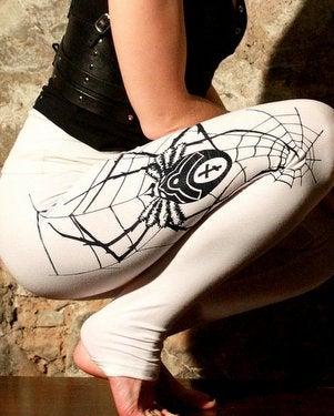 Image of MIR403 [SPIDER LEGS] Leggings