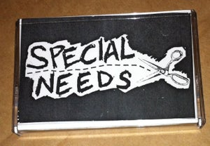 Image of Special Needs demo tape SOLD OUT