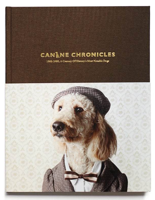 canine chronicles book, limited first edition