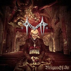 "Image of DEMENCIA ""Religion of Sin"" 12"" LP"