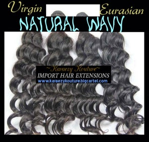 Image of Eurasian Natural Wavy *Silky Textured and Bleach Friendly*   ***LIMITED STOCK***