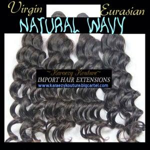 Image of Eurasian Natural Wavy (100% Virgin Unprocessed)