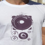 Image of Speaker - Men's Tee