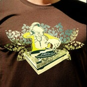 Image of DJ Buddha - Men's Tee