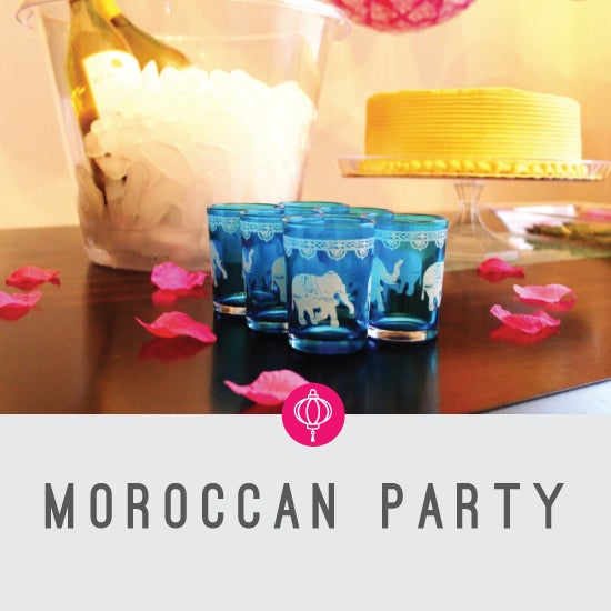 Image of Moroccan Party