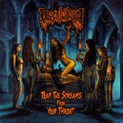 "Image of HOWLING ""Tear The Screams From Your Throat"" CD (Out NOW!)"