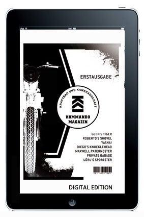 Image of KOMMANDO Magazin Ausgabe 1 (DIGITAL EDITION)