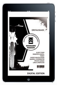 Image of KOMMANDO Magazin Ausgabe 1 (DIGITAL EDITION)