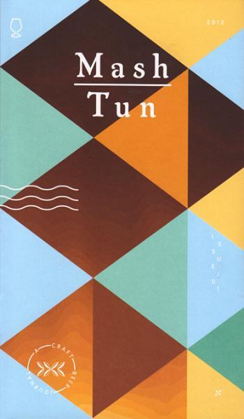 Image of Mash Tun Journal #1