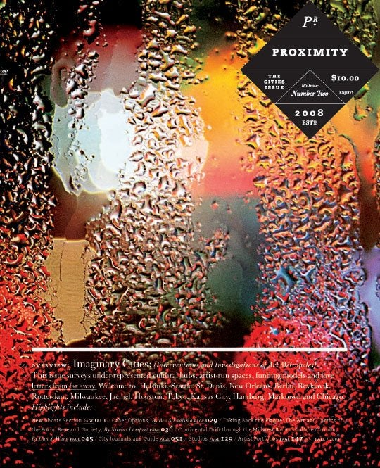 Image of Proximity Magazine Issue 002