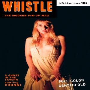 Image of WHISTLE Magzine -14- October 2013