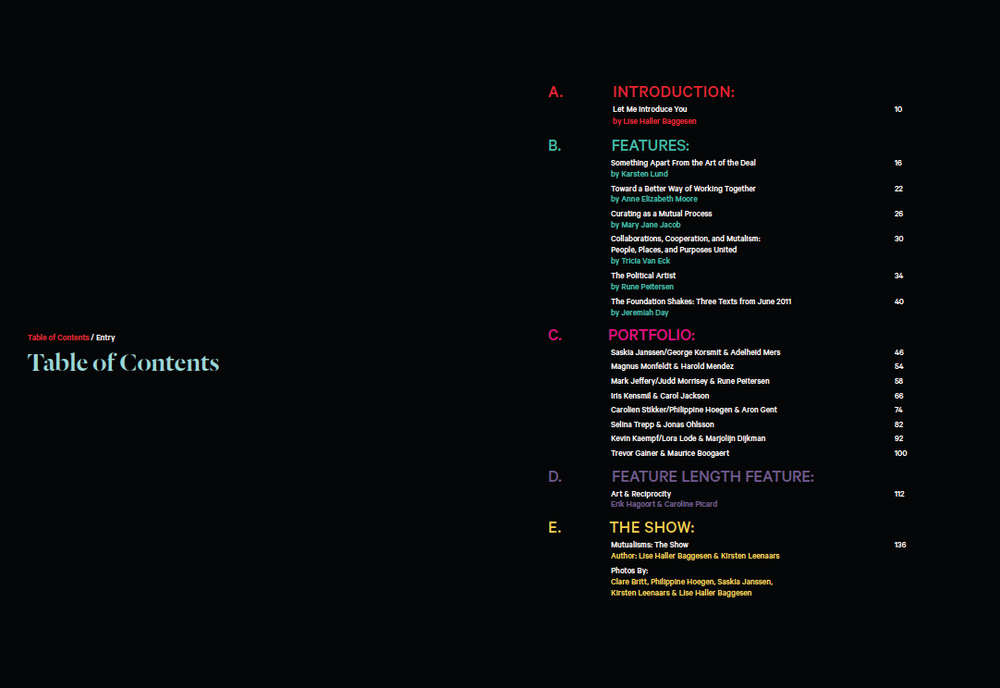 Image of Proximity Magazine Issue 010
