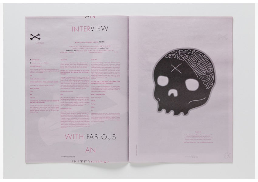 Image of Matériel Issue #002