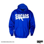 Image of Royal Blue Hoodie