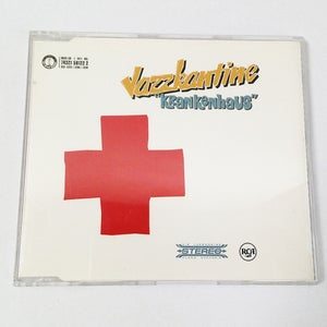 Image of Jazzkantine - Krankenhaus / CD Maxi