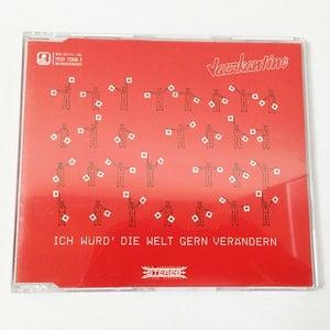 Image of Jazzkantine - Ich würd' die Welt gern verändern / CD Maxi
