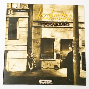 Image of Jazzkantine - Boogaloo / LP Maxi
