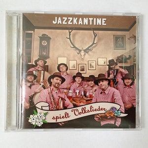 Image of Jazzkantine - spielt Volkslieder / CD Album