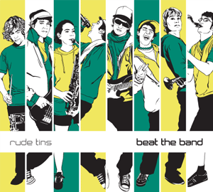 Image of CD Beat the Band
