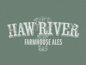 "Image of Haw River ""Logo"" Tee"