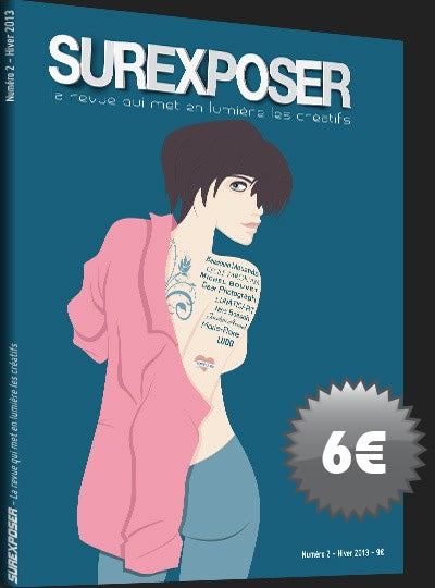 Image of Surexposer #2 - Hiver2013